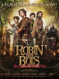 Robin des Bois, la véritabkle histoire, Affiche