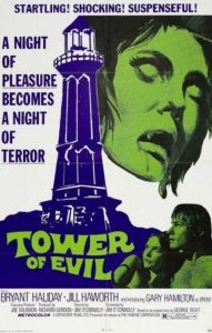 Tower of Evil 1972